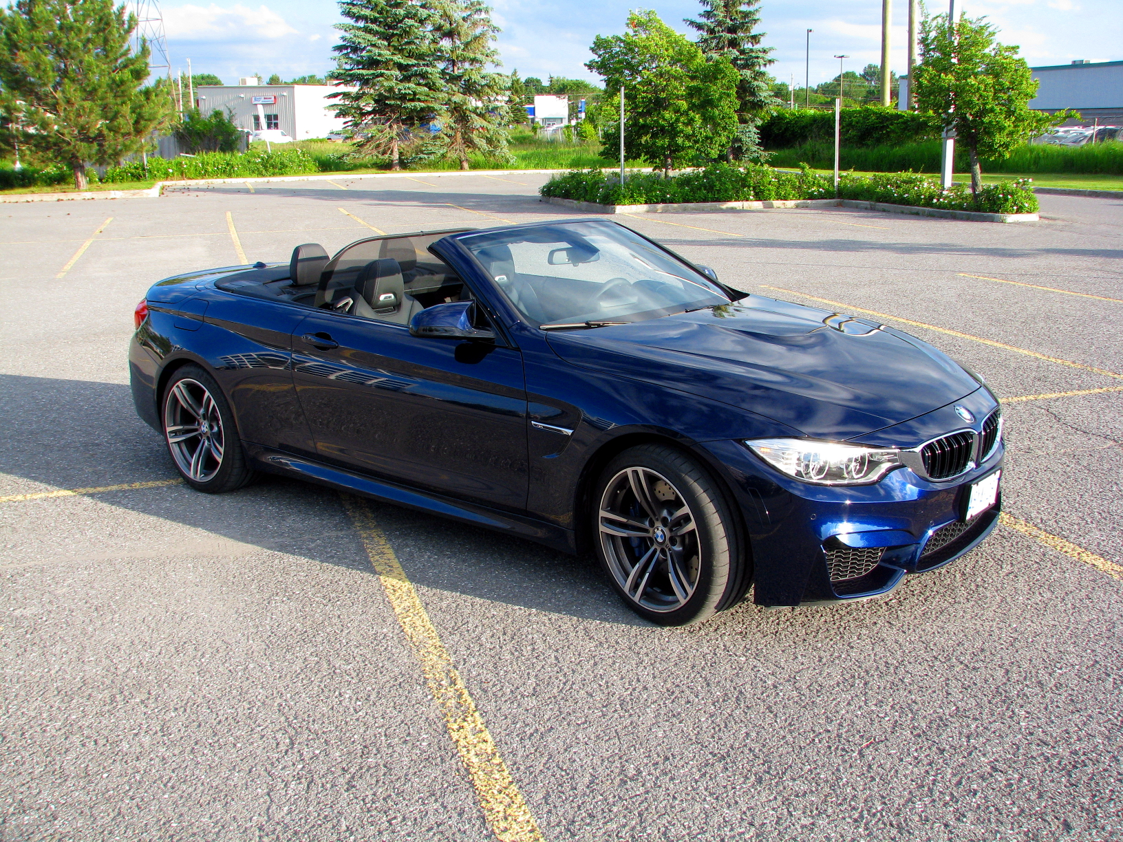 blue convertible bmw m4 - photo #20