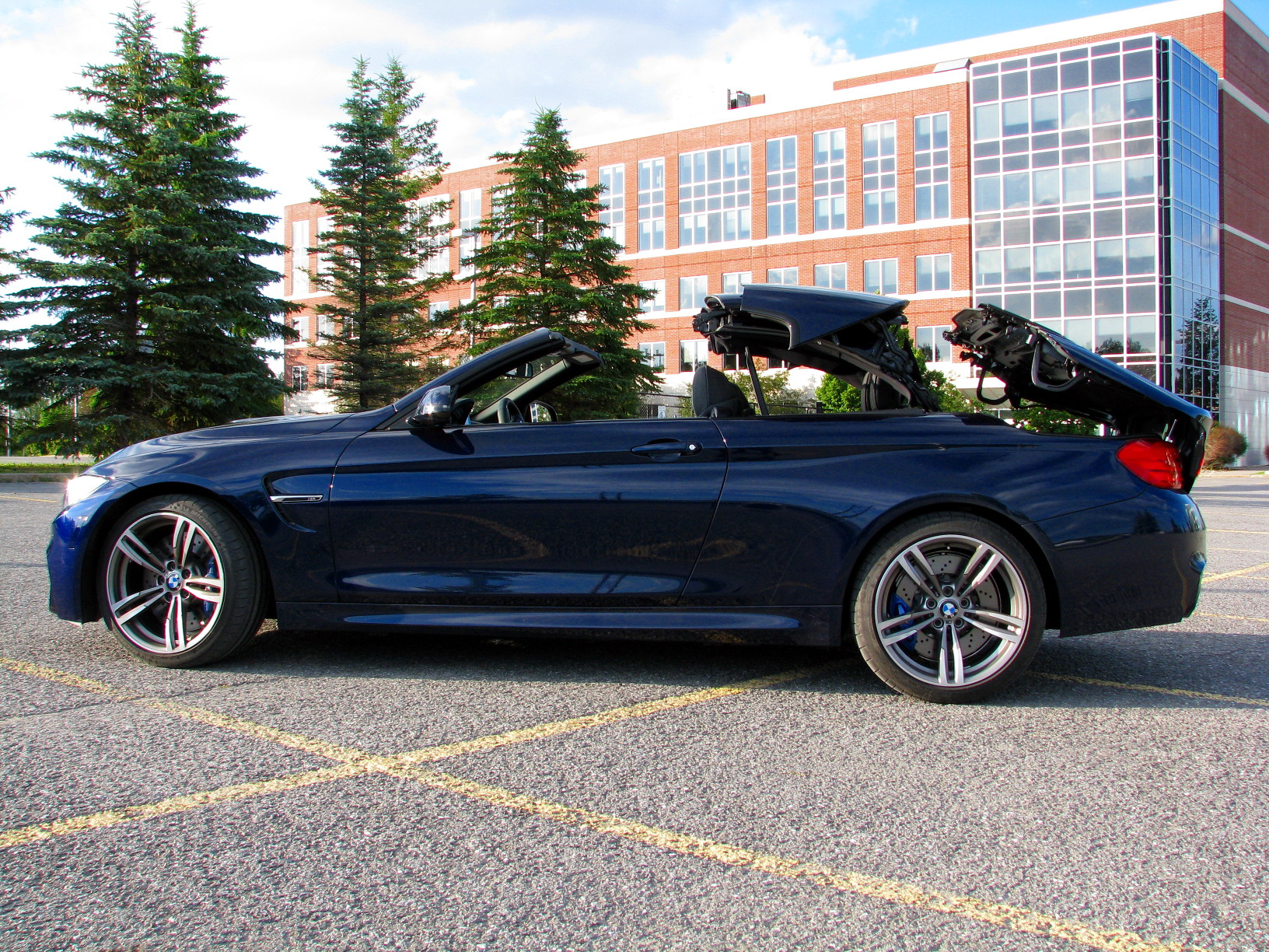 blue convertible bmw m4 - photo #39
